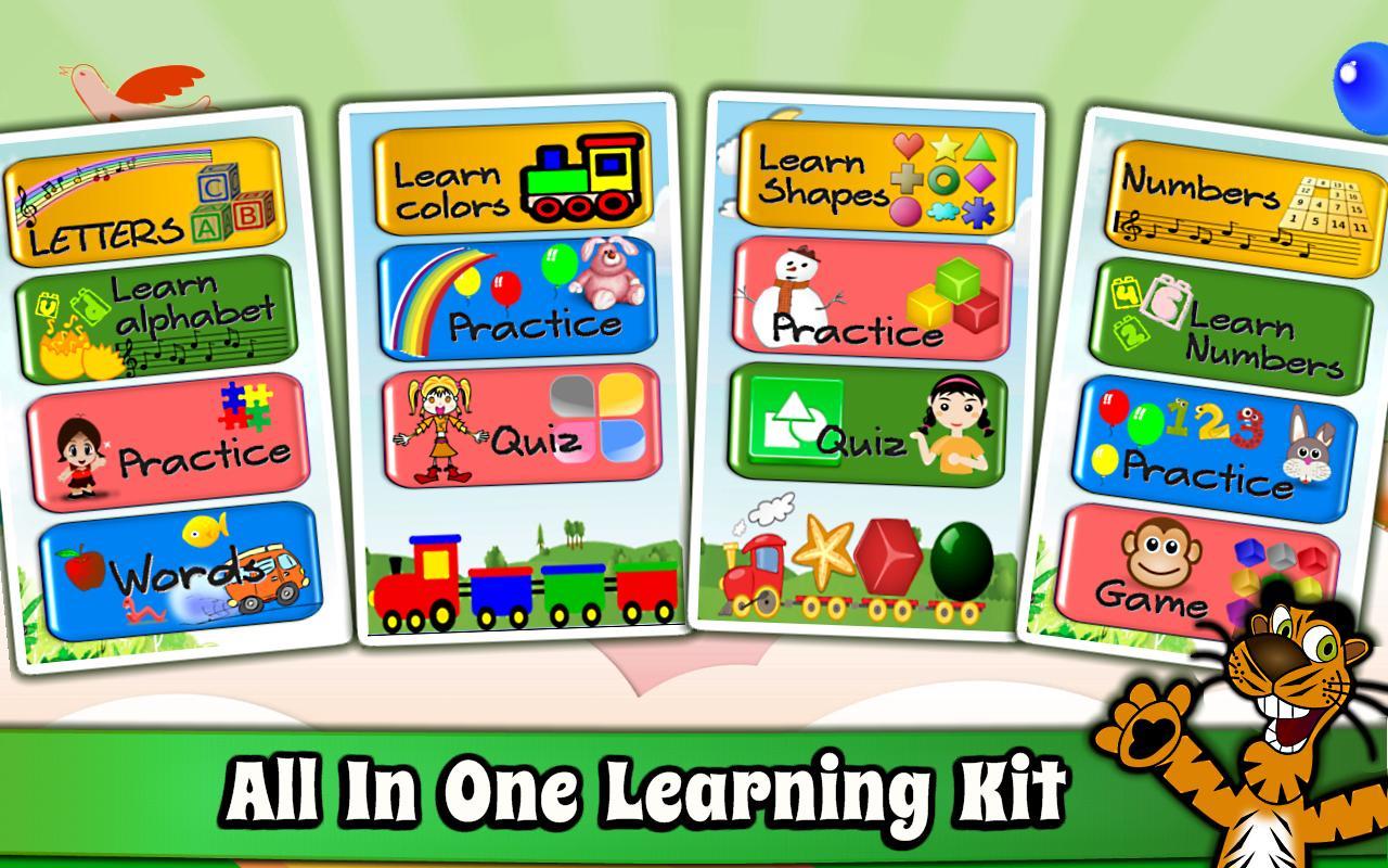 Kids Preschool Learning Games Apk Download