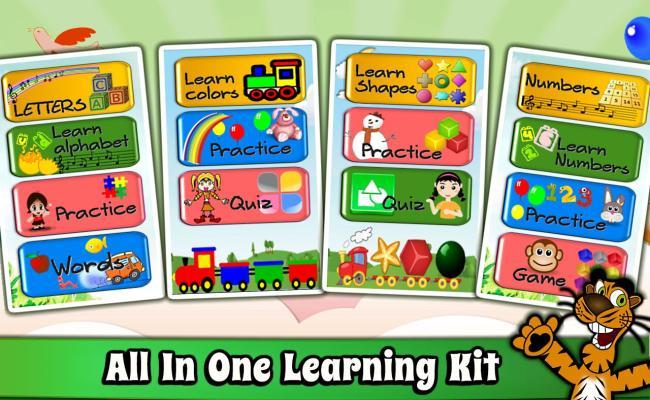 Kids Preschool Learning Games Apk Download Free
