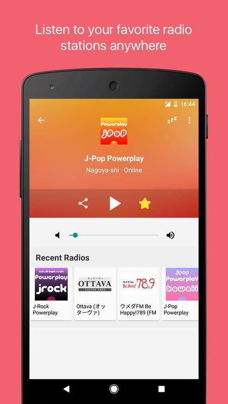 ラジオFM日本 | Radio FM Japan APK Download - Free Music & Audio APP for Android ...