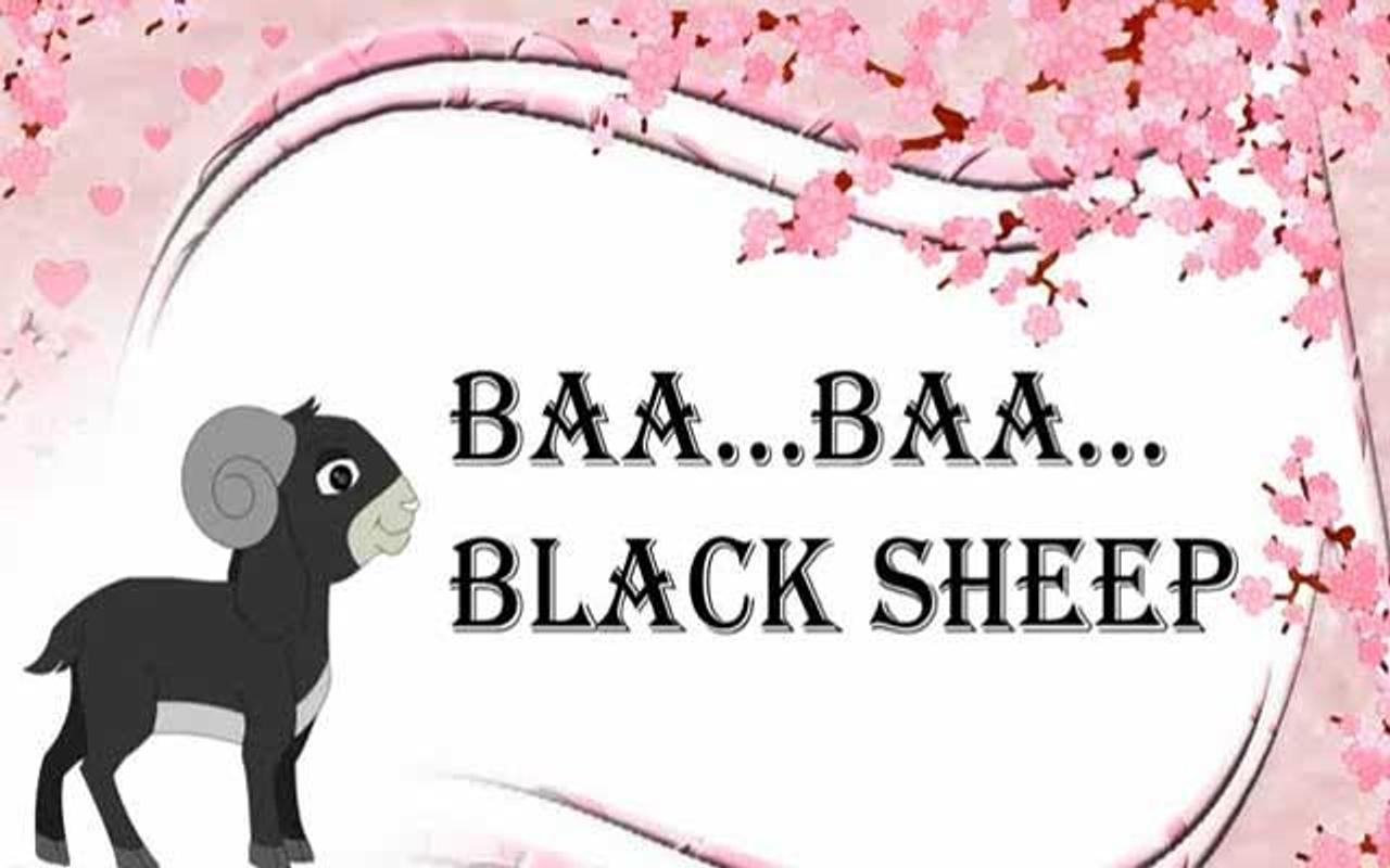 Baa Baa Blacksheep Kids Rhyme Apk Download