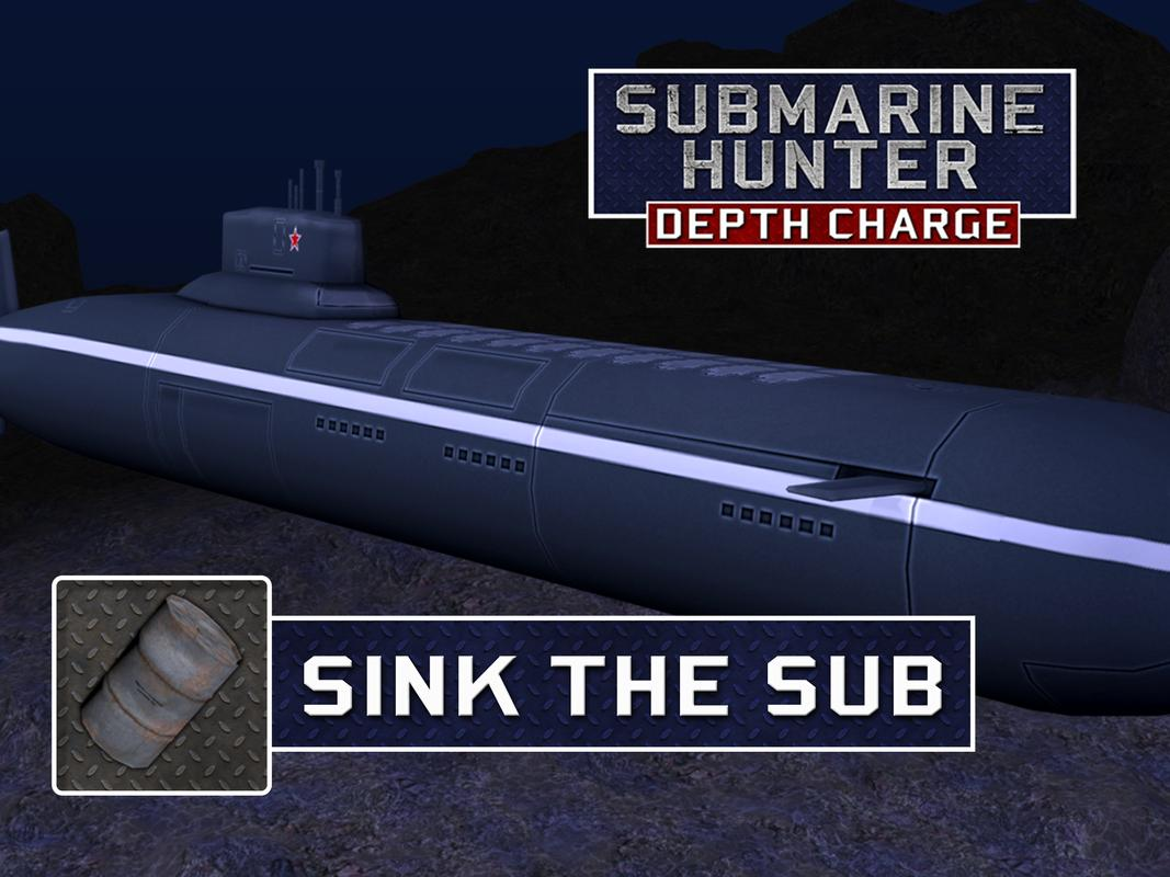 Submarine Hunter Depth Charge APK Download - Free Strategy GAME for Android | APKPure.com