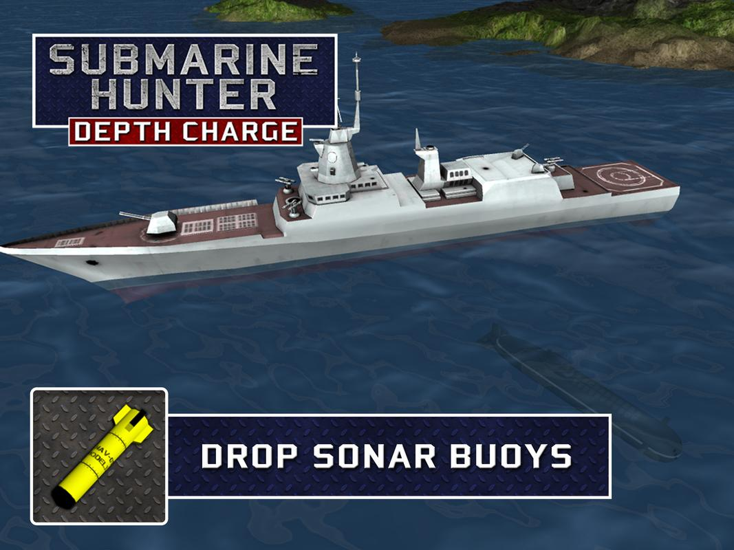 Submarine Hunter Depth Charge APK Download - Free Strategy GAME for Android | APKPure.com