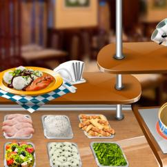Free Kitchen Games Table Sets For Sale Cooking Chef Food Game Apk Download Casual