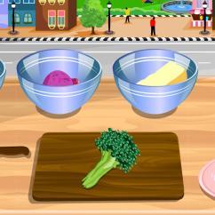 Free Kitchen Games Beige Cabinets Cooking Prepare Salad Apk Download Arcade