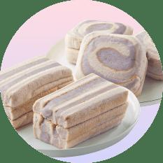 香帥蛋糕。臺北超人氣芋頭蛋糕