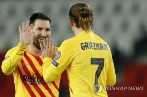 """Barsa, Messi의 미래, 나는 그것에 대해 의심하지 않는다""Kuman의 희망"