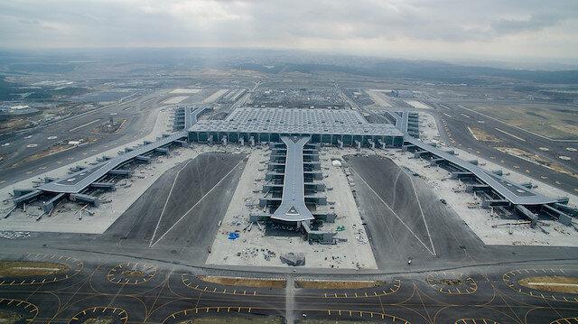 İstanbul Yeni Havalimanı üzerinde 11 saat uçmak yasak
