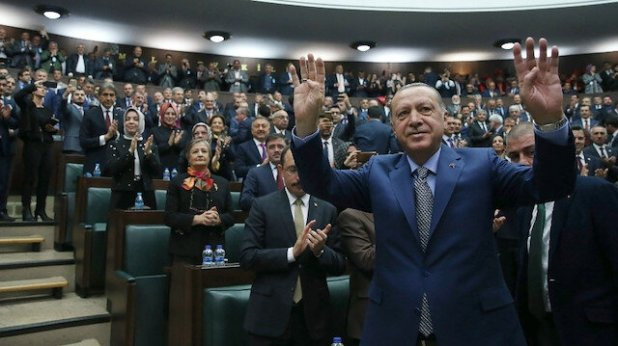 On November 3, President Erdogan's message: 16 years in the service of the nation