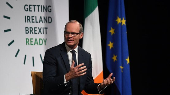 Image score for Ireland says Britain Can not Unilaterally Scrap Border Backstop