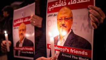 Washington Post columnist Jamal Khashoggi's memory
