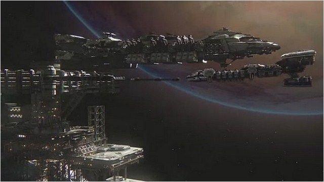 星河戰隊:入侵是什么類型的電影?-劇情奧秘