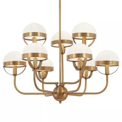 tannehill 9 light chandelier