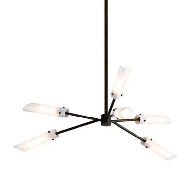 troy lighting sawyer chandelier
