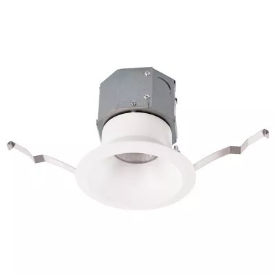 pop in 4in round led new construction recessed downlight