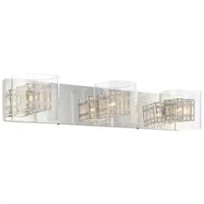 jewel box bath wall light