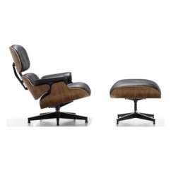 Office Chair With Ottoman Tranquil Lift Parts Herman Miller Eames Lounge Yliving Com