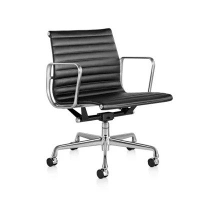 contemporary desk chairs floor futon chair modern and office yliving eames aluminum group management