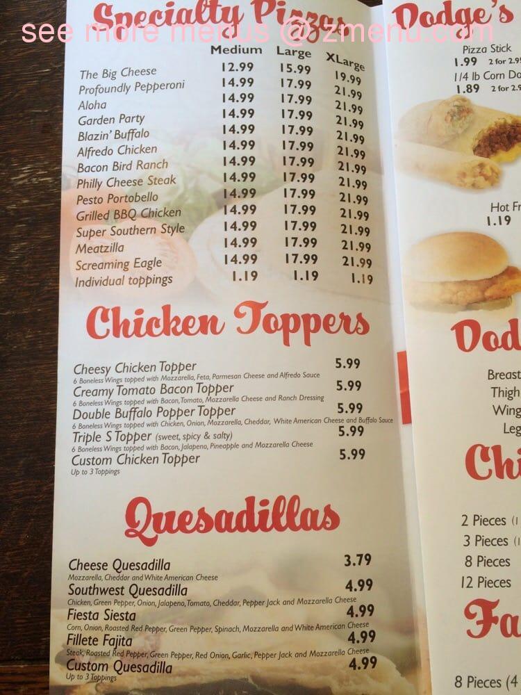 Dodge's Chicken Near Me : dodge's, chicken, Online, Dodges, Restaurant,, Olive, Branch,, Mississippi,, 38654, Zmenu