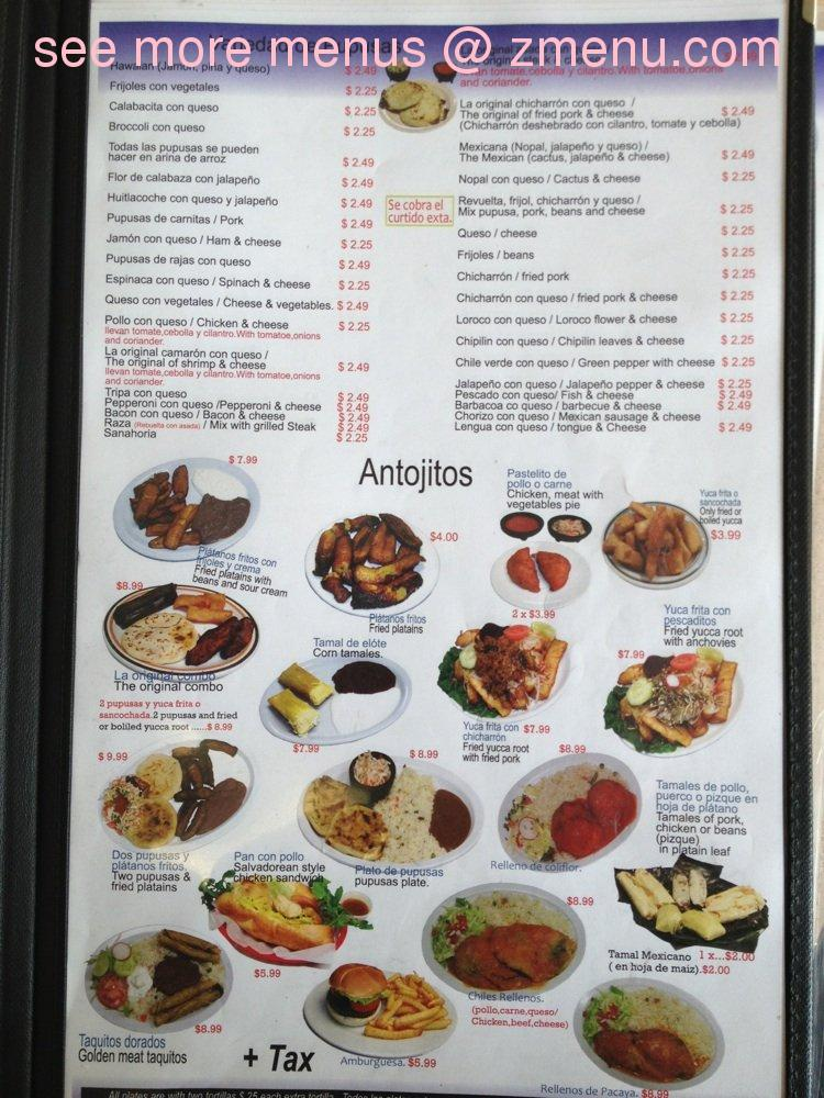 Catering Menus And Prices