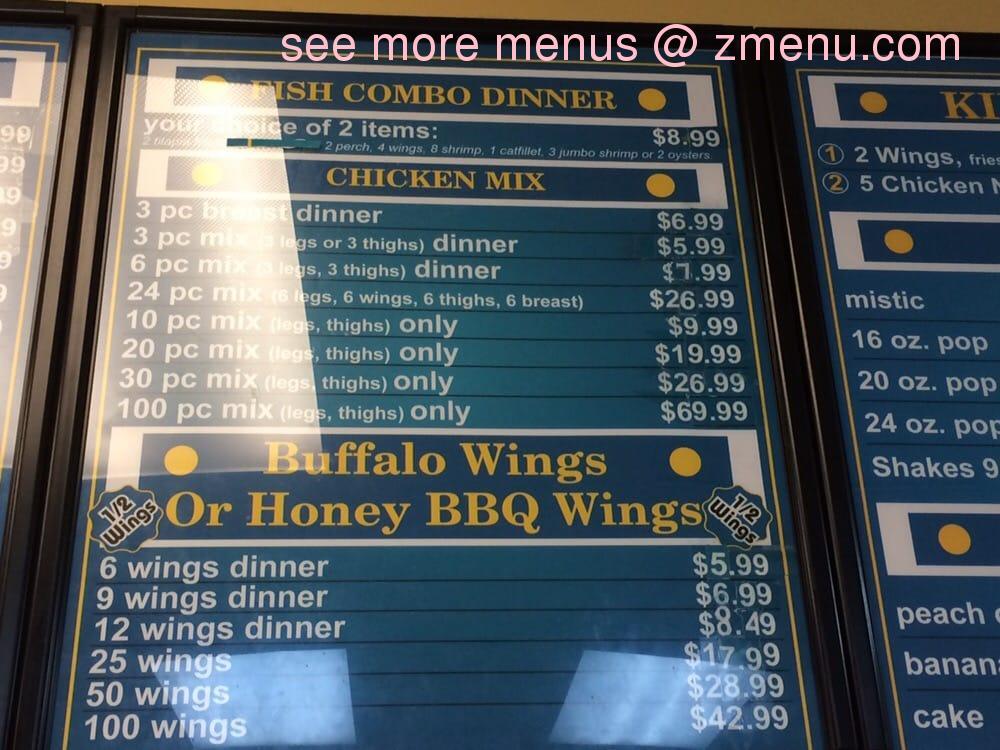 Fast Food Restaurants 75243