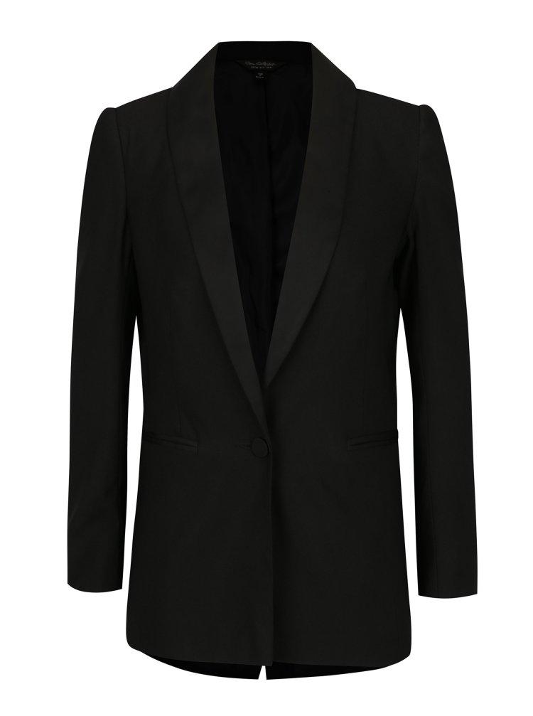 černé sako Miss Selfridge