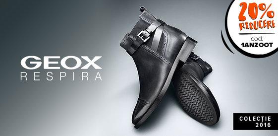 Geox: Pantofi cu adevărat PREMIUM