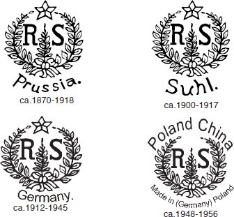 Fakes, Copies & Reproductions of R.S. Prussia, Germany