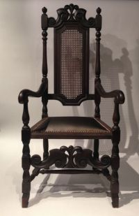 Gothic Revival Arm Chair from paulcorrieinteriorshome on ...