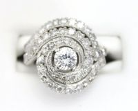 The gallery for --> Cartier Wedding Ring Sets