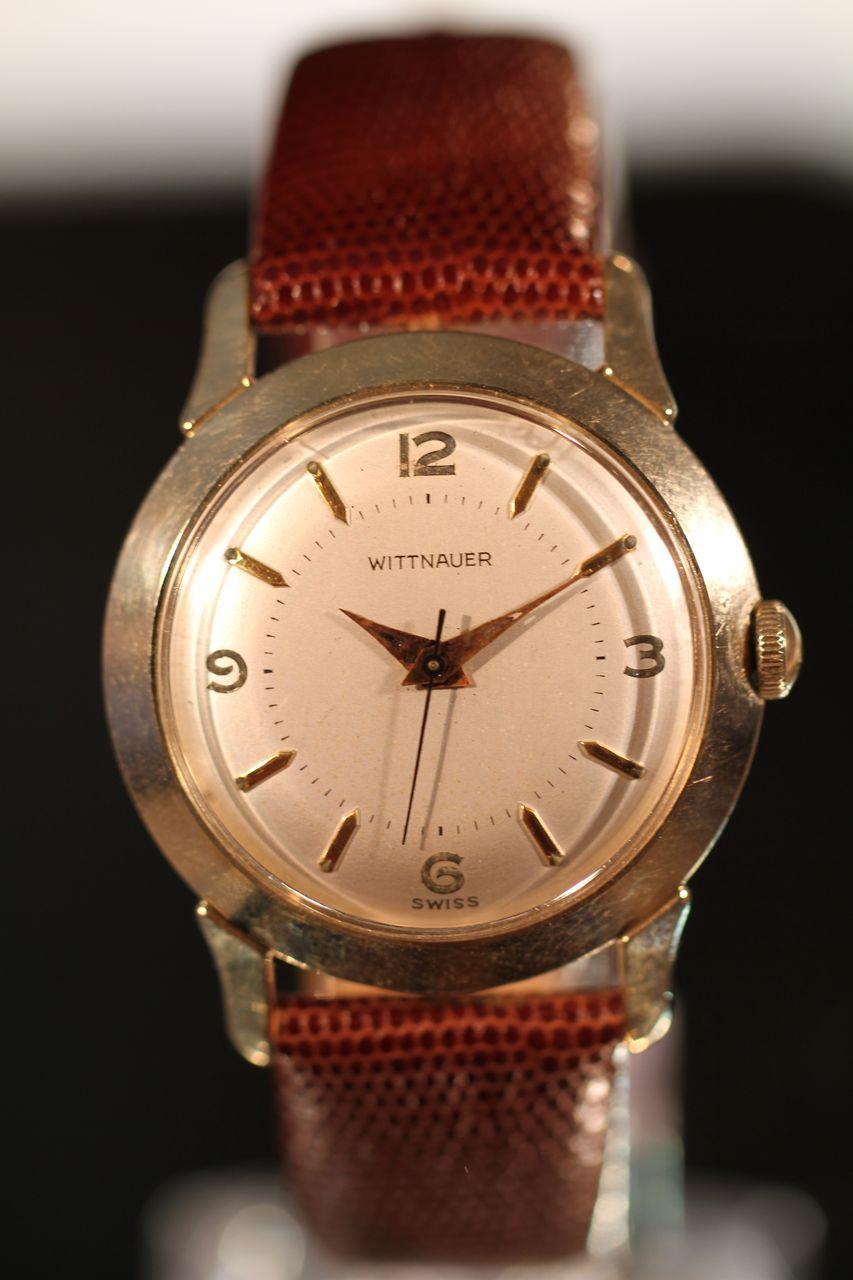 Vintage Wittnauer Men's Watches