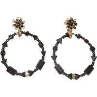 Vintage Early Miriam Haskell Earrings from ...