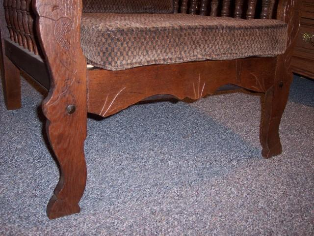 MORRIS CHAIR REPLACEMENT CUSHIONS  Chair Pads  Cushions