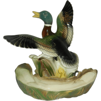 Vintage Mallard Duck Television Lamp by Lane & Co. from ...