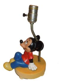 Mickey Table Lamp Pictures to Pin on Pinterest - PinsDaddy