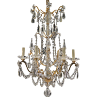 FRENCH BRASS CHANDELIER  Chandelier Online