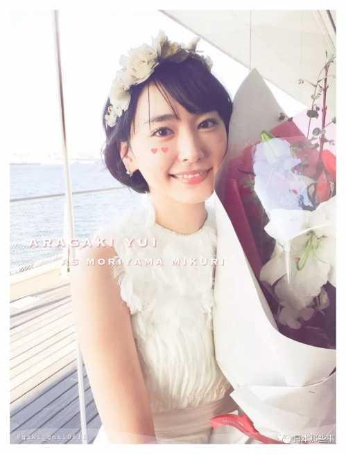 美月戀2019作品 誰是日本最適合婚紗的女星 - 九月娛樂網