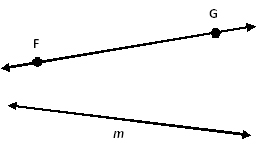Geometry : Points Lines Planes