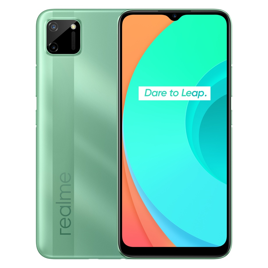 C11 Realme C Series Which One You Own?