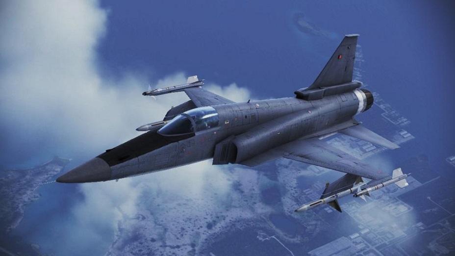 F-20A Tigershark - ACE COMBAT INFINITY WIKI