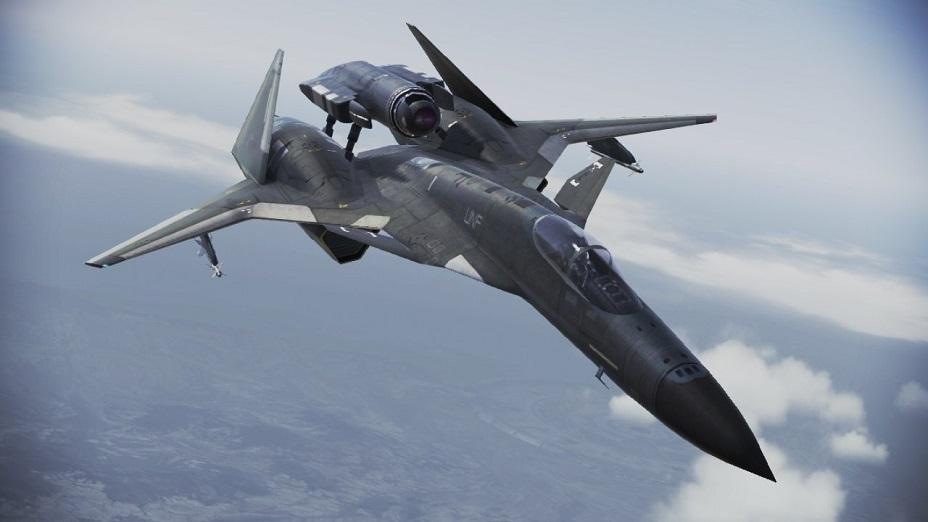 ADFX-01 Morgan - ACE COMBAT INFINITY WIKI
