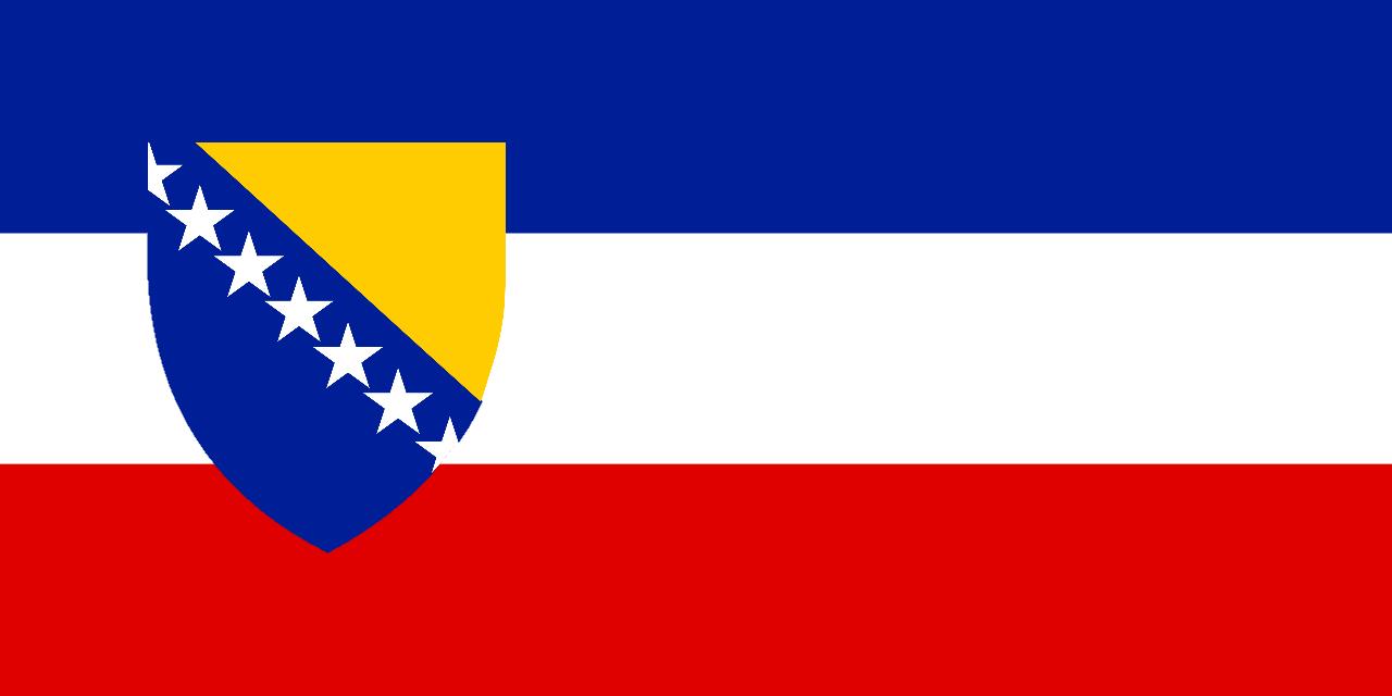 ボスニア帝國 - 架空國家を作ろう