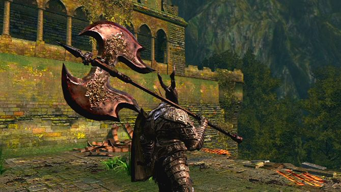 黒騎士の大斧 - DARK SOULS ダークソウル攻略Wiki