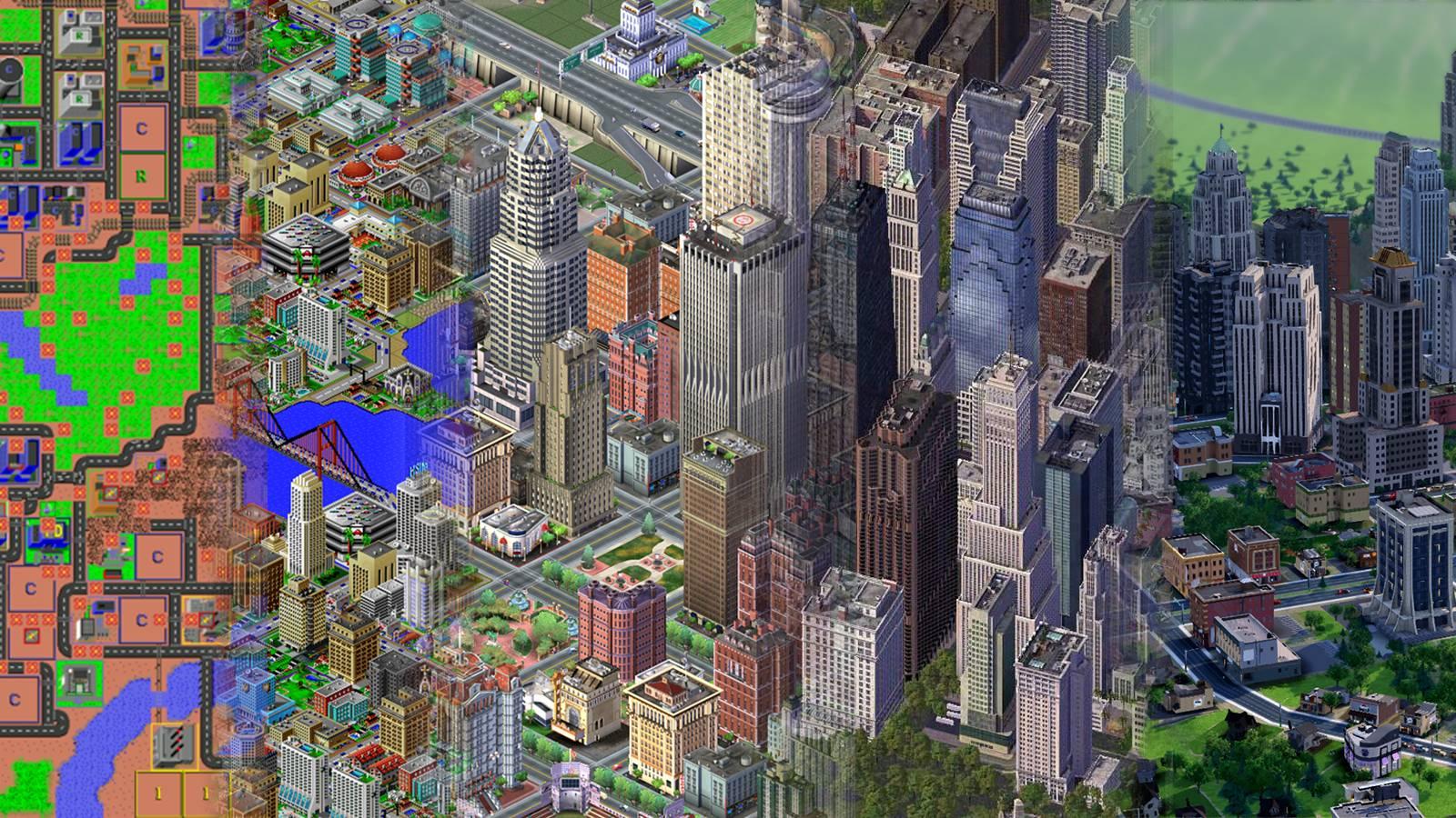 年表 - SimCityシムシティ(2013年版)攻略情報wiki