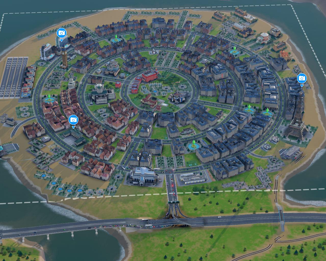 地區 - SimCityシムシティ(2013年版)攻略情報wiki