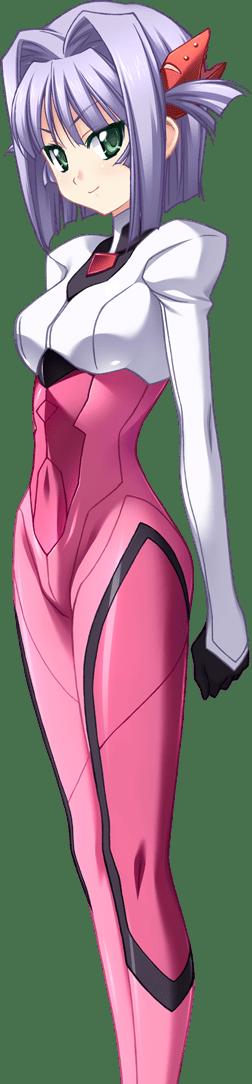 ゲーム>さ行>JINKI EXTEND Re:VISION - ぴっちりスーツデータベース