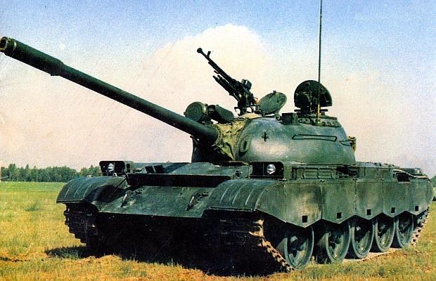 69式戦車(WZ-121) - 日本周辺國の軍事兵器