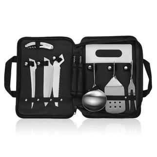 kitchen kits wholesale supplies 森林人家便携多功能户外厨具套装测评点评 8264 com 森林人家便携多功能户外厨具套装 未审核