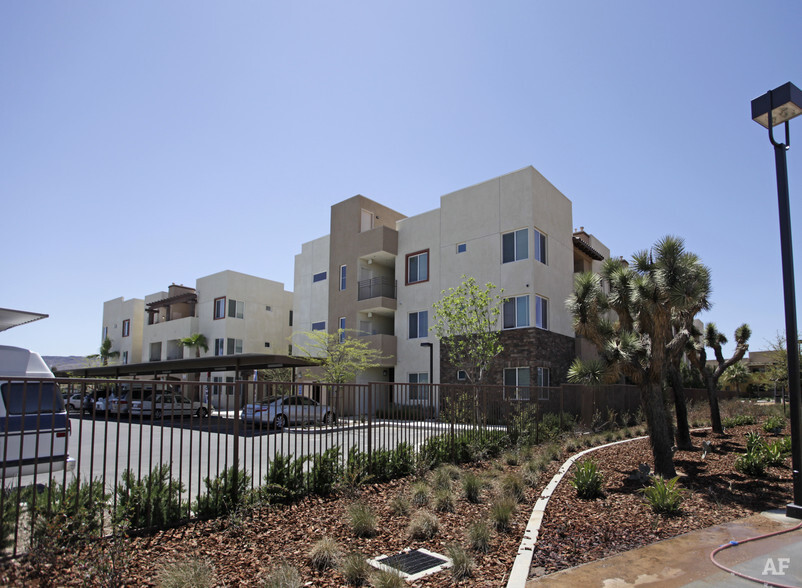 Palo Verde Terrace 55 Senior Apartments Palmdale CA