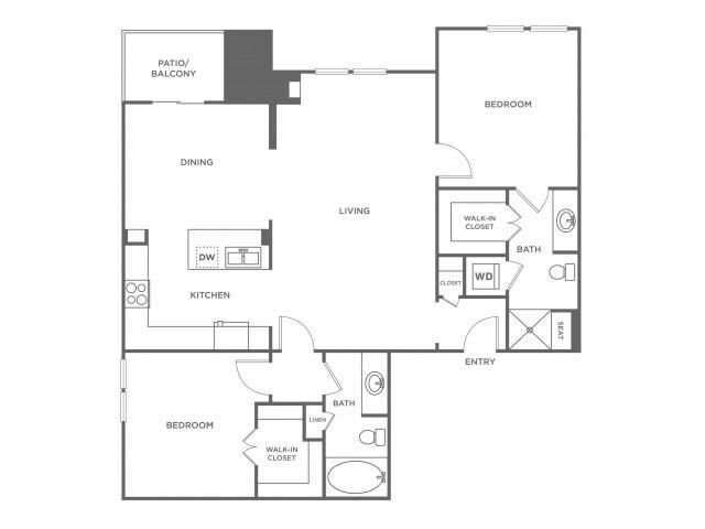 Cherry Apartments Creek 4550