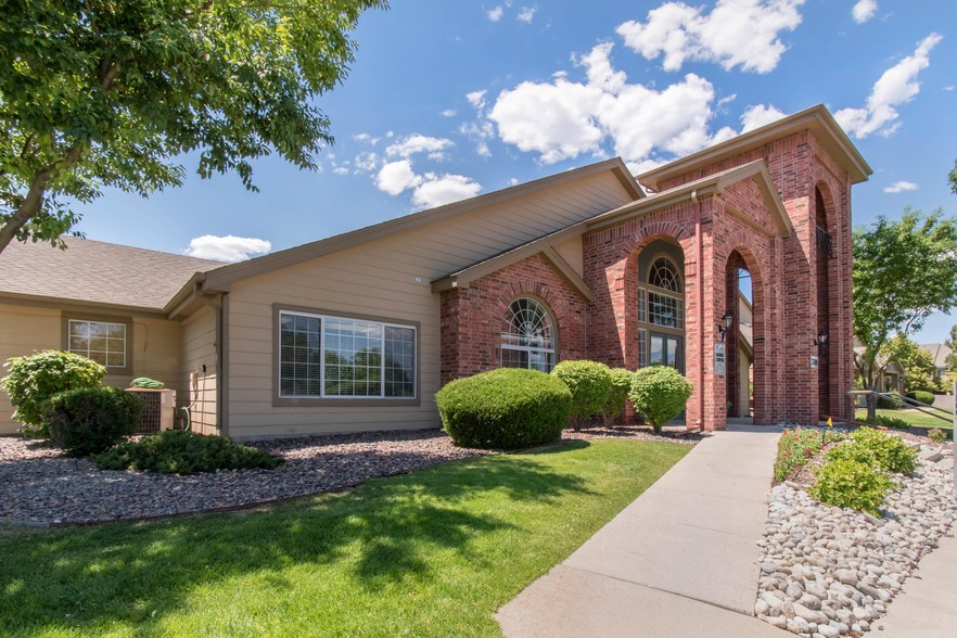 Copper Canyon Apartment Homes  Highlands Ranch CO